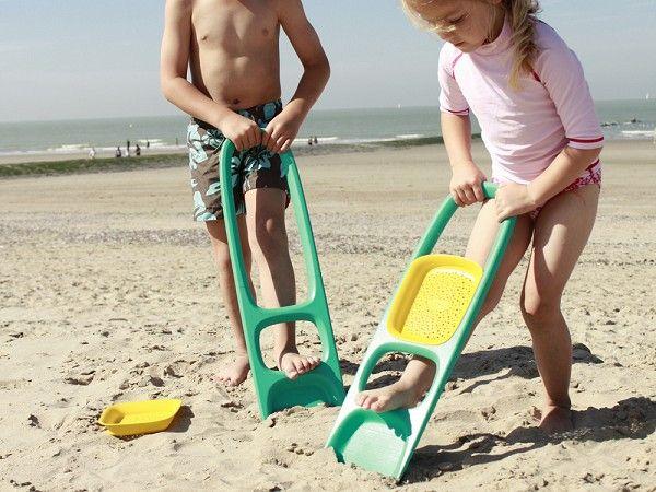 Quut: Set of 3 Sand Toys - The Grommett