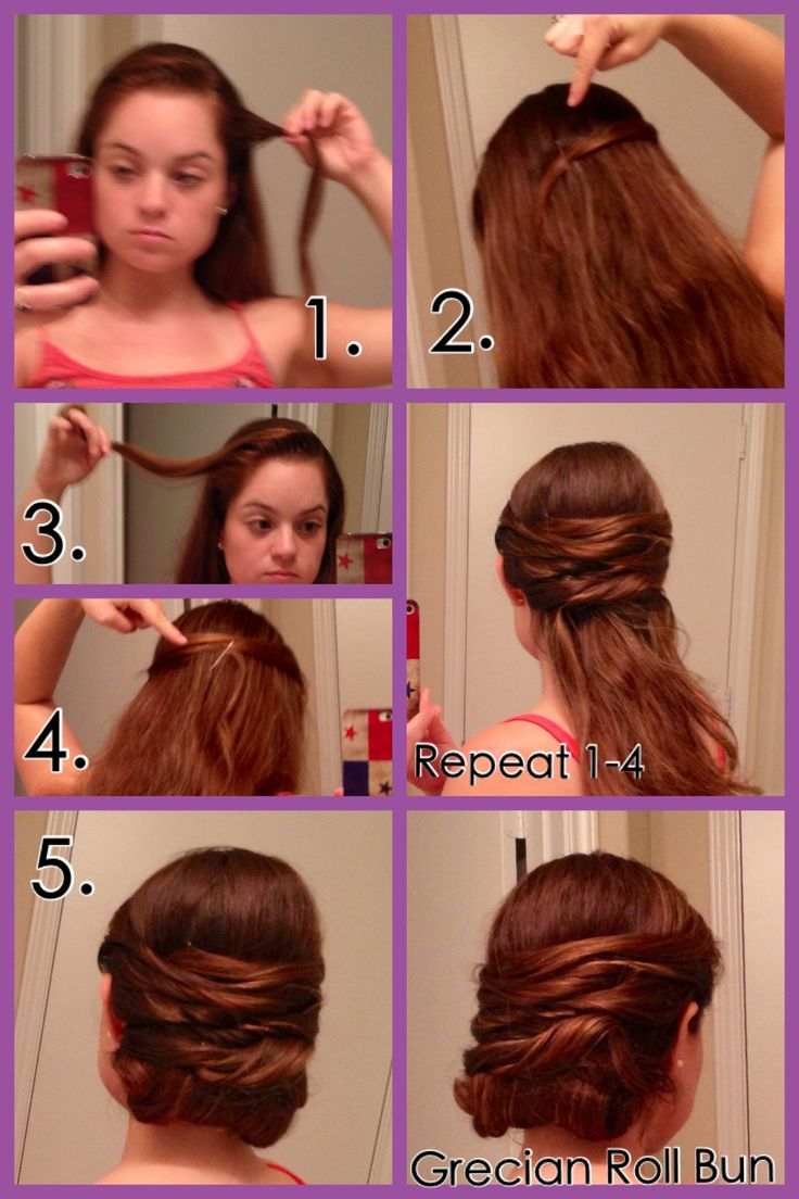 Best Grecian Looks Images On Pinterest Hair Dos Crochet - Diy greek hairstyle