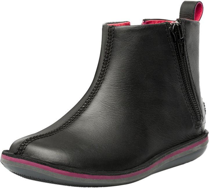 Camper Zip Boot