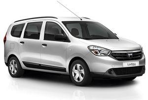 Dacia Lodgy 7 sau 5 locuri, 1.5 Diesel, 4 usi, cut.vit MANUALA, 4 geamuri electrice, ABS, ESP, climatronic, incalzire scaune, oglinzi electrice, computer bord, comenzi pe volan, volan piele.