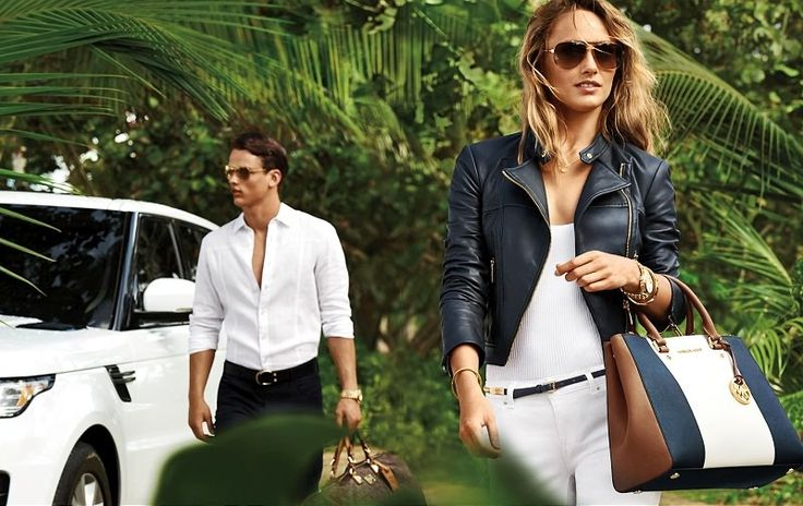 HM Summer Fall 2014 Catalogue | Simon Nessman & Karmen Pedaru for Michael Kors Summer 2014 Catalogue