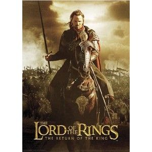 Aragorn on Horseback, Lord of the Rings: Return of the King ...