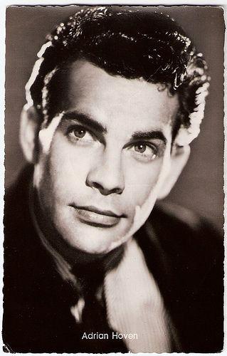 Adrian Hoven (* 18. Mai 1922 in Wöllersdorf, Niederösterreich; † 8. April 1981 in Tegernsee) war ein österreichischer Schauspieler, Regisseur und Filmproduzent.