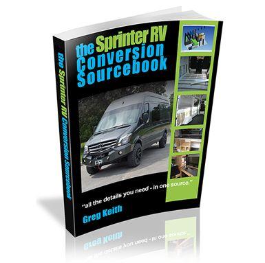 Sprinter RV Conversion Sourcebook cover