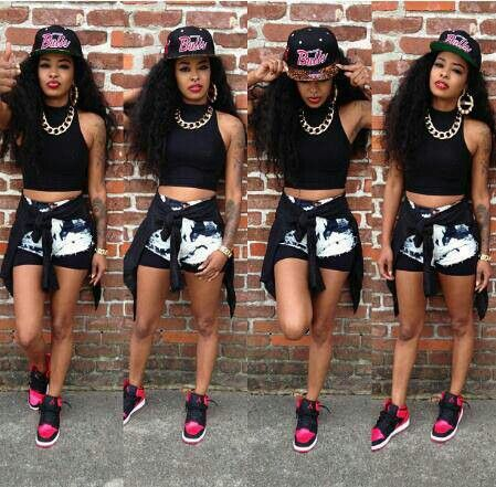 Girl Swagger Tomboy Swag Pinterest Style Girls And