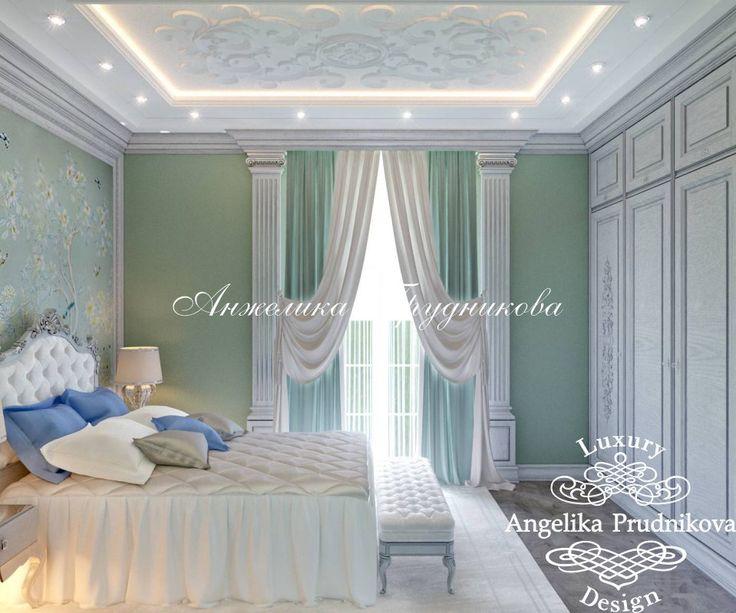 Интерьер частного дома в классическом стиле в КП «Жуковка» - фото