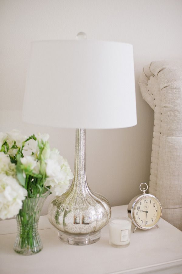 Silver Lamp Stylemepretty Vault Search