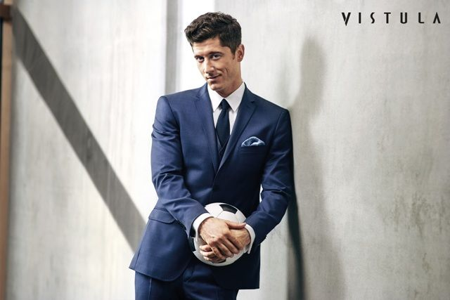 Aktualności » Mój wybór, mój styl – Robert Lewandowski dla Vistuli - Vistula Group S.A.