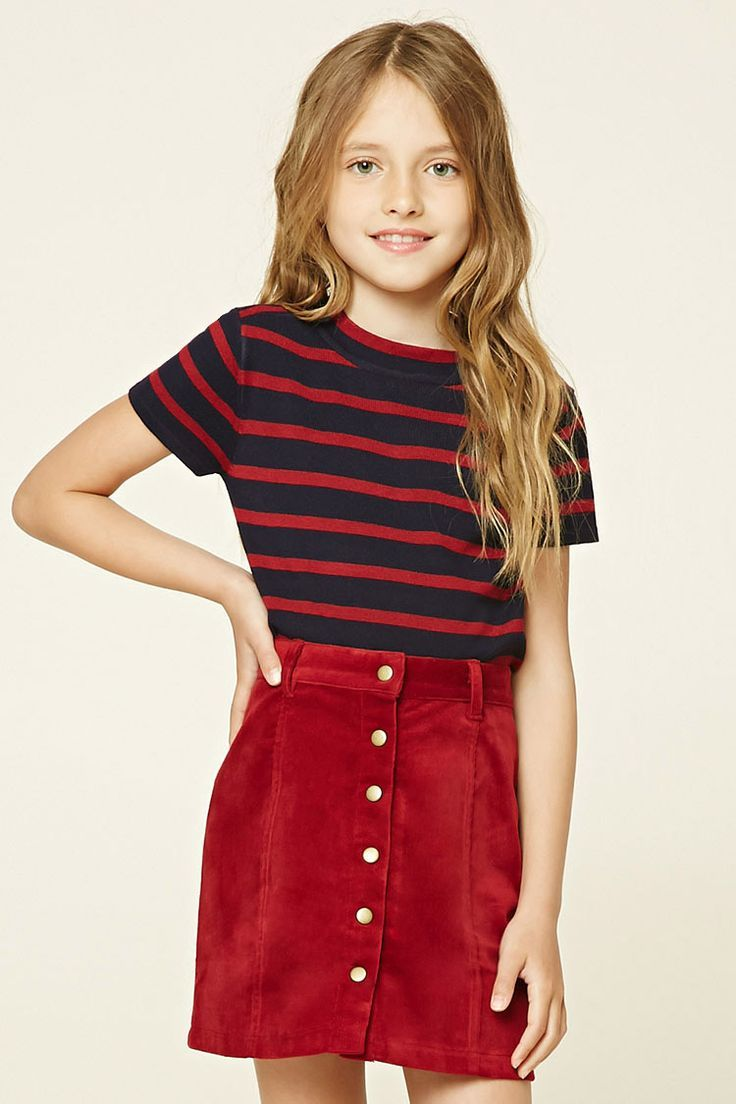2c8841ffa97 Girls Corduroy Skirt (Kids) - Skirts - 2000221223 - Forever 21 EU English  See