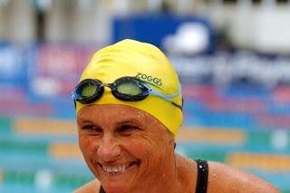 Story of Australian swimmer, Shane Gould - Christian Stories