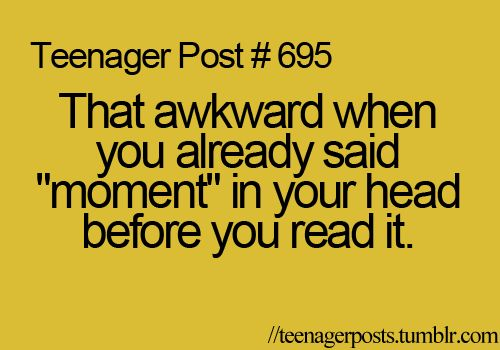 All Teenager Posts with pictures | Teenager Post Pics=)