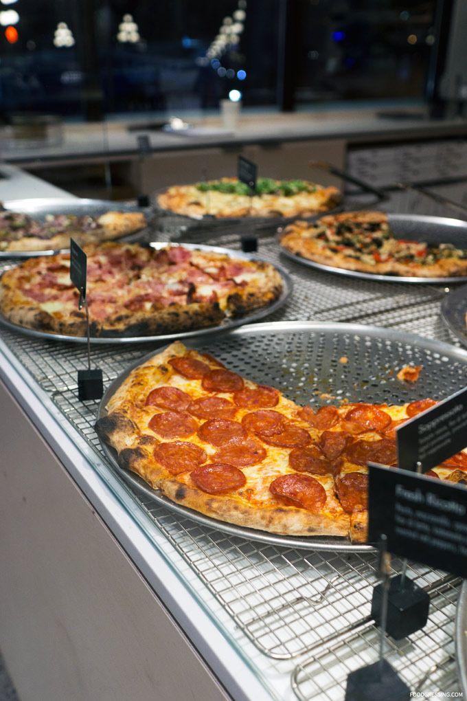 Vancouver Foodster Pizza Palooza Vancouver 2018 | Ignite Pizzeria