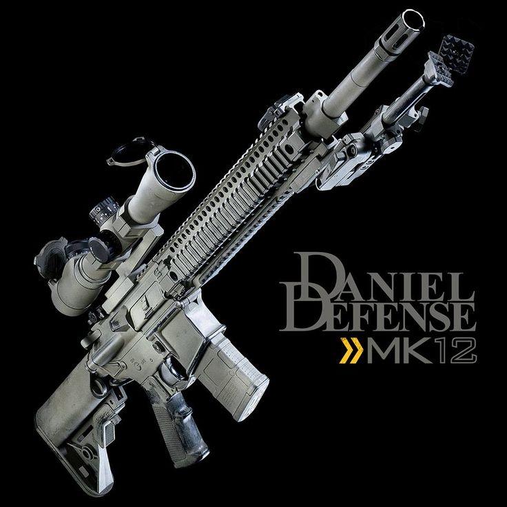 Daniel Defense MK12