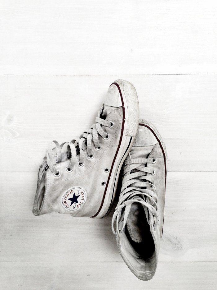dirty converse <3