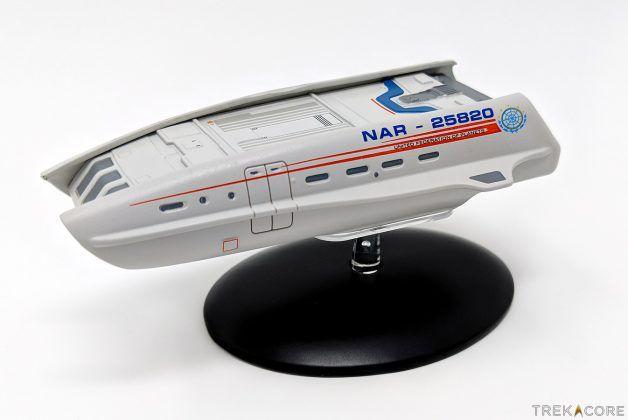REVIEW: Eaglemoss STAR TREK Shuttlecraft Set #2 | TrekCore Blog