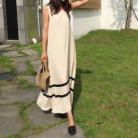 Gmarket - LINE/Dress/Dresses/Sleeveless