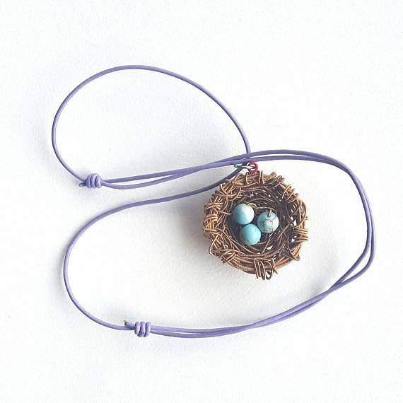 Check out this item in my Etsy shop https://www.etsy.com/au/listing/561192714/repurposed-guitar-string-birds-nest