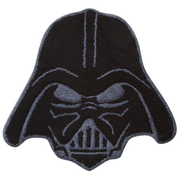 Star Wars Darth Vader Bathroom Rug ~ Skid Resistant ~ Cotton By Star Wars