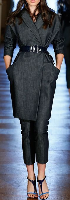 Silk and Linen Capri Style Suit