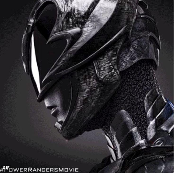 Power Rangers - Liberado novos pôsteres do filme! - Legião dos Heróis