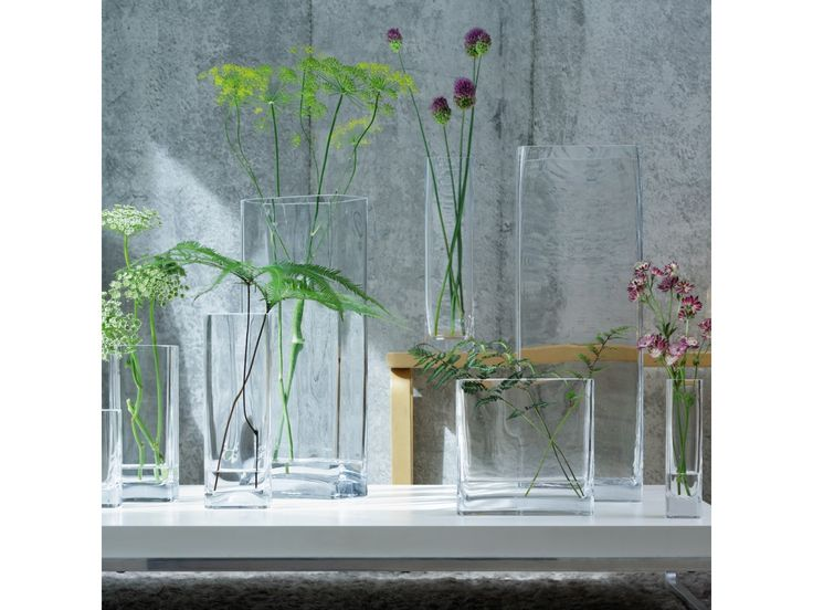 Buy Clear, Handmade Glass ,Modular, 0 Vases from the Official LSA International web store.