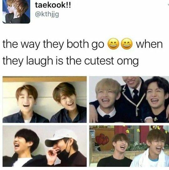 Taekook is the cutest