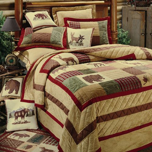 Comforter Yellow And Desert Red