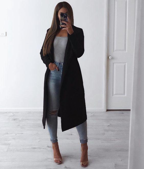 Auf der Suche nach stylischen und kuschligen Outfits für die kalten Wintertage? …