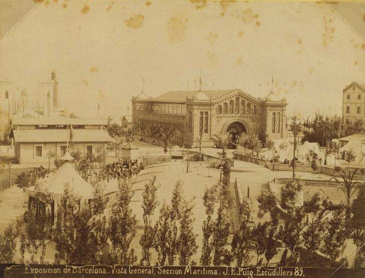 Exposición Universal, 1888. AFB. J. E. Puig