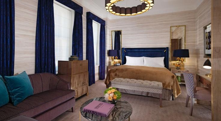 Flemings Mayfair London As one of the oldest of its kind in London, Flemings is a 4-star deluxe hotel located in the heart of fashionable Mayfair. The boutique hotel includes a newly opened Ormer Mayfair Restaurant,overseen by celebrated Michelin star chef Shaun Rankin.