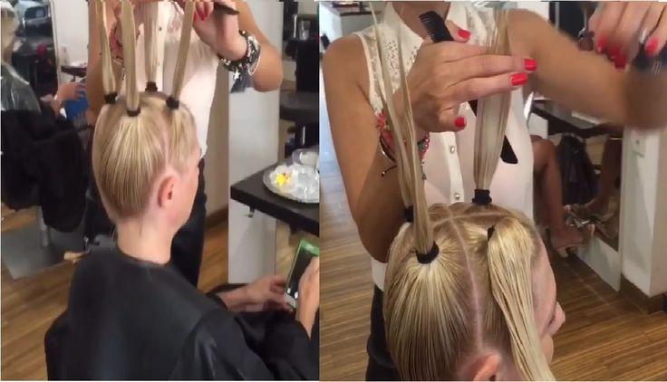 Puisque nous sommes concernés à vous présenter toutes les nouveautés en termes de coiffure nous essayons de ne rien rater et de vous maintenir toujours branchées spécialement quand il s'agit des nouveaux looks et des nouvelles coupes. Dans cet article nous vous présentons la nouvelle techni…