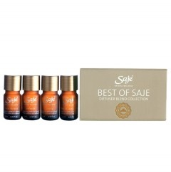 Saje Essential Oils Collection
