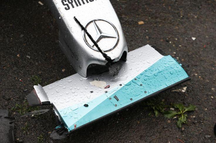 Fotogalerie z pátku GP Kanady 2015.