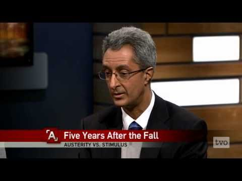 5 years after the fall -- experts from around the world discuss the global economy five years after the financial crisis.