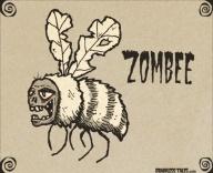 ZomBEE....LOL!