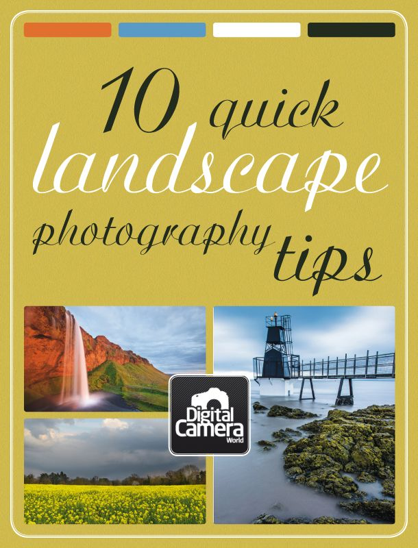 10 quick landscape photography tips. dcworld | 09/09/2010. http://www.digitalcameraworld.com/2010/09/09/10-quick-landscape-photography-tips/