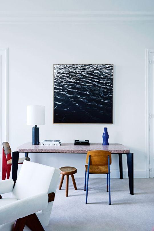 Emmanuel de Bayser's Chic Paris Apartment | Habitually Chic | Bloglovin'