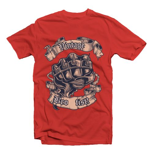 Bro Fist oleh TuQu T-Shirt