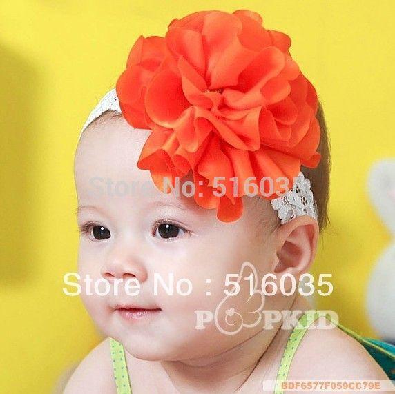 Baby flower headbands hair band Baby headband Baby headwear headband for girl free shipping #Affiliate