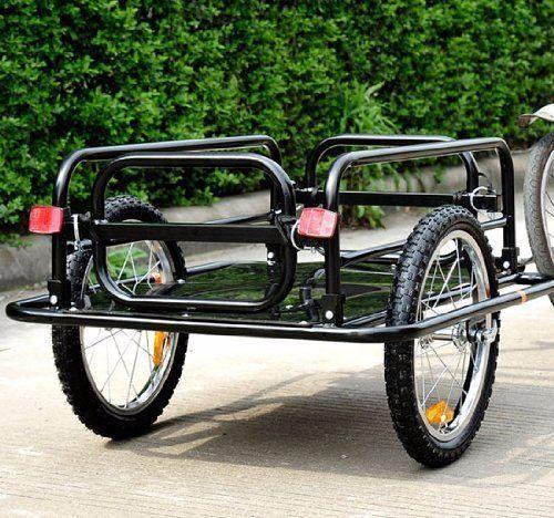 Carretinha Reboque para Bicicleta                                                                                                                                                                                 Mais