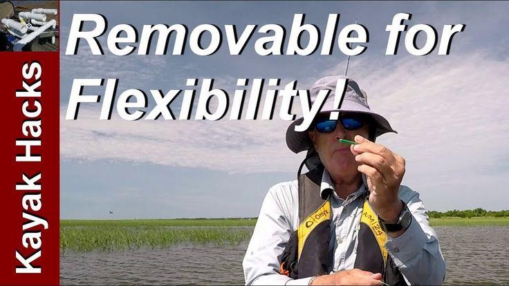 Slip Bobber Rig - Make it Removable!! - YouTube | Kayak ...