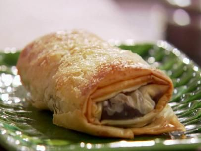 Blueberry Strudels (Phyllo dough) | Food Network