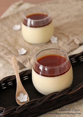 Purin- Japanese Pudding