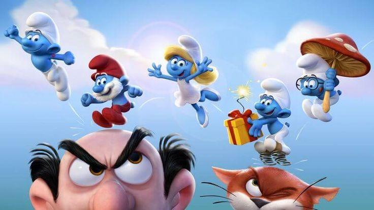 Primeiro trailer da animação 'Os Smurfs: A Vila Perdida'