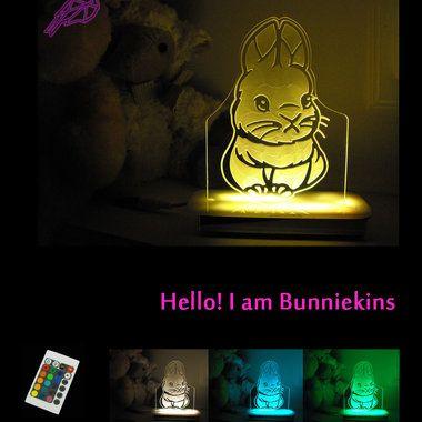 Illuminate Creations | Hello Pretty. Buy design. #nightlight #lamp #kidslamp #kidsdeco #babylamp