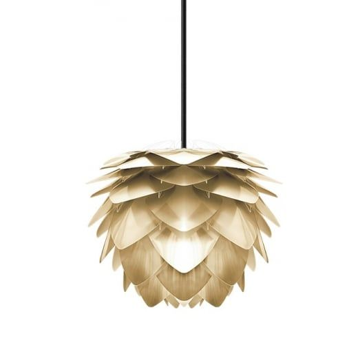 Striking and stylish this mini vita copenhagen silvia brushed brass light shade is a beautiful scandinavian design discover it today at hurn and hurn