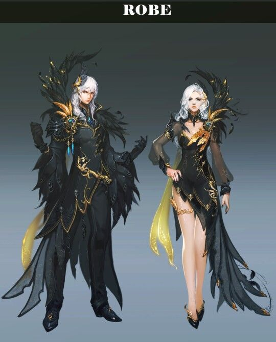 AION Dragon lord set