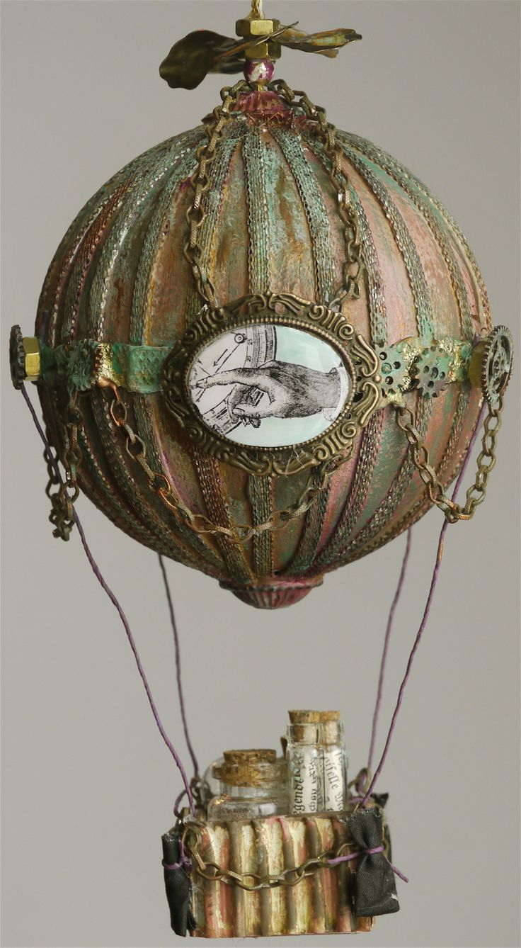 25 best ideas about paper mache balloon on pinterest for Steampunk arts and crafts