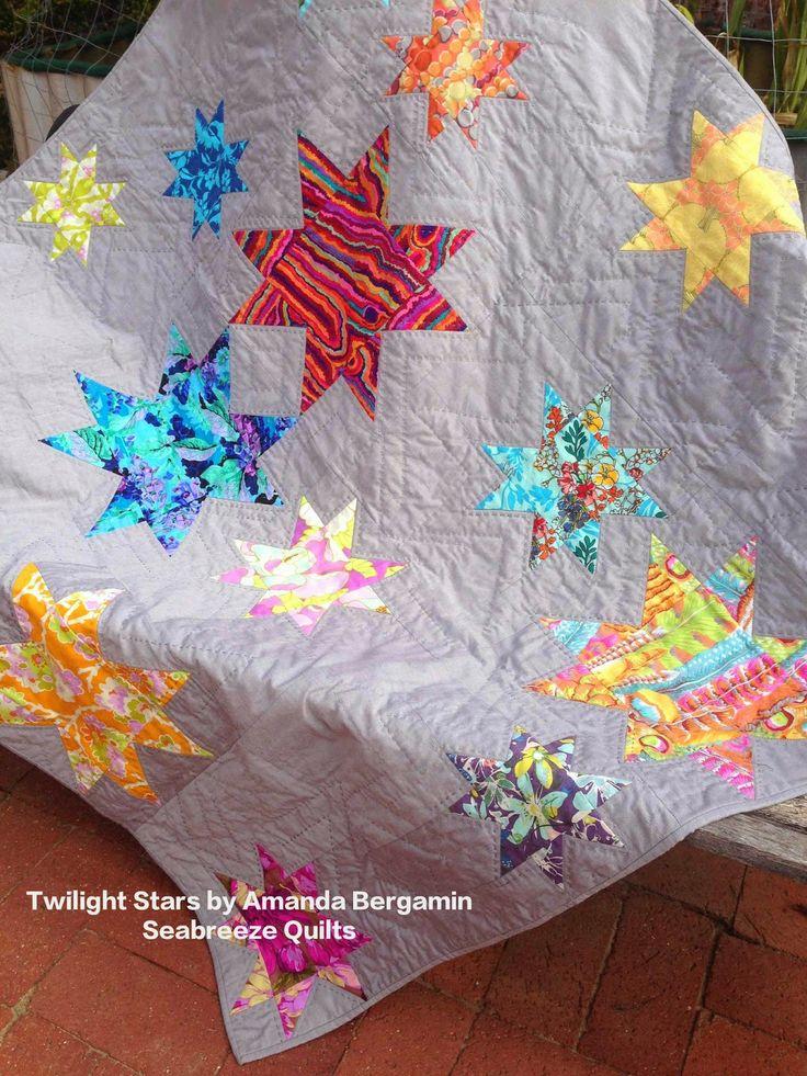 Sea Breeze Quilts: Introducing Twilight Stars