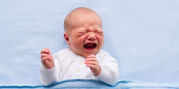 Voilà ce qui se passe dans le corps des bébés que l'on laisse pleurer
